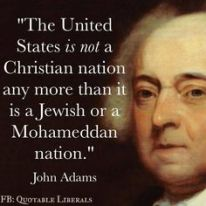 not a christian nation